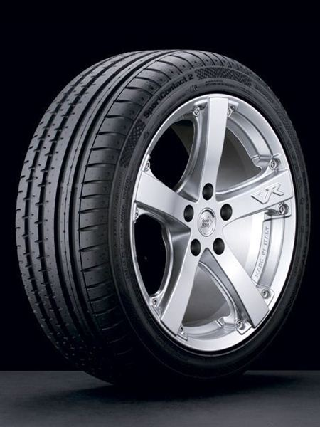 Anvelopa Continental Sport Contact 2 215/40R16 86W