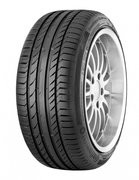 Anvelopa Continental Conti Sport Contact 5 * SSR 225/45R17 91W