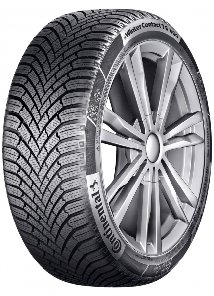 Anvelopa CONTINENTAL WINTER CONTACT TS860 205/55R16 91T