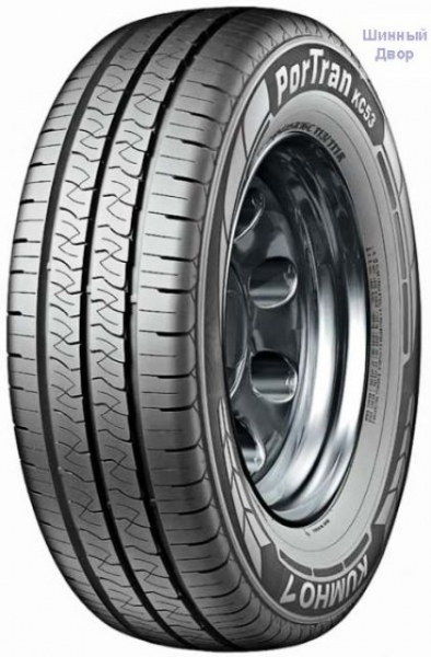 Anvelopa Kumho Portran KC53 215/75R16C 113/111R
