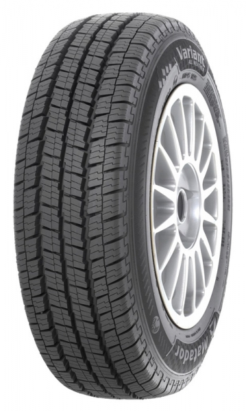 Anvelopa Matador MPS125 Variant All Weather 165/70R14C 89/87R
