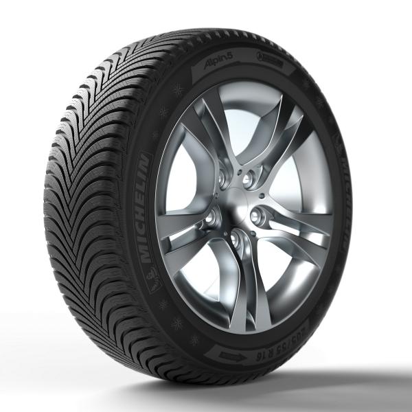 Anvelopa Michelin Alpin 5 195/60R16 89T