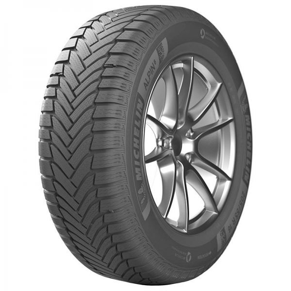 Anvelopa MICHELIN ALPIN 6 195/65R15 91H