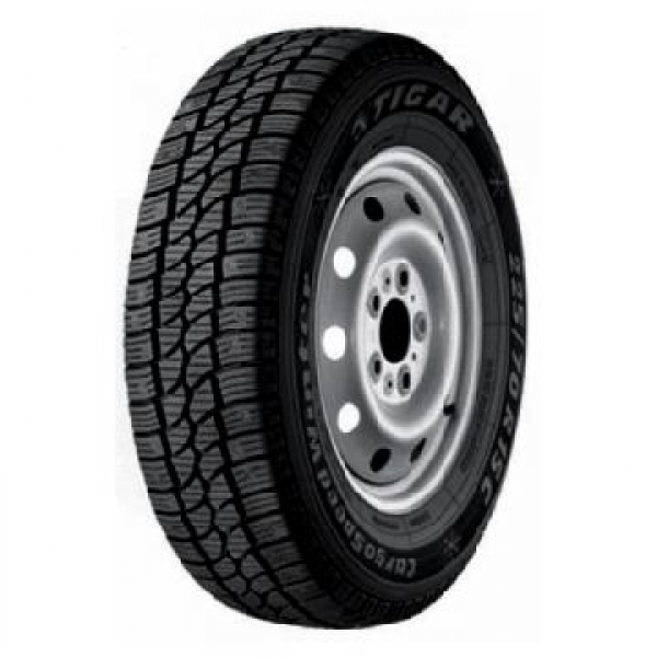 Anvelopa Tigar Cargo Speed Winter 195/75R16C 107/105R