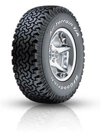 Bf Goodrich All Terrain T/A KO 285/65R18 125R
