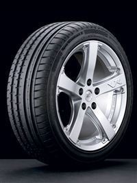 Continental SportContact 2 MO 275/40R19 Z