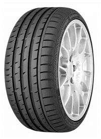 Continental Sport Contact 3 MO 245/40R17 91Y