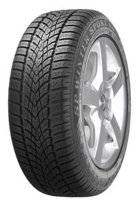 Dunlop SP WinterSport 4D 225/40R18 92V