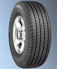MICHELIN CROSS TERRAIN 275/65R17 115H