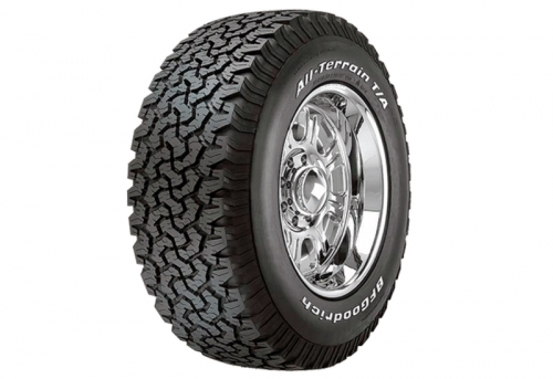 BF GOODRICH ALL TERRAIN T/A KO 255/75R17 111/108S