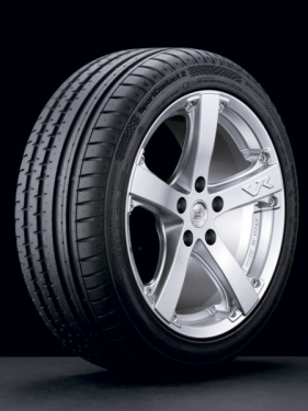 Continental SportContact 2 245/45R18 Z