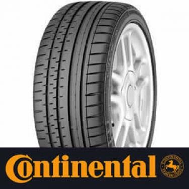 Continental Sport Contact 2 * SSR 255/40R17 94W