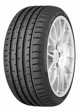 Continental Sport Contact 3 MO 255/40R17 94W