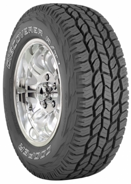 COOPER DISCOVERER A/T3 265/65R18 114T