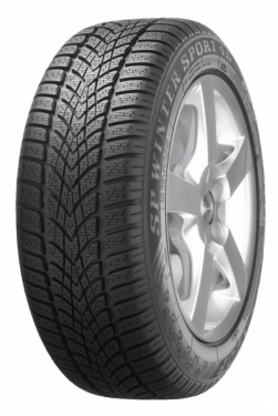 Dunlop SP WinterSport 4D MO RFT 255/50R19 107H