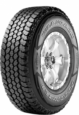 GOODYEAR WRANGLER ALL-TERRAIN ADVENTURE 255/70R15C 112/110T