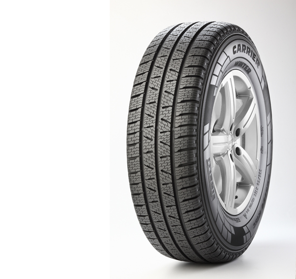 Pirelli Carrier Winter 195/75R16C 107/105R